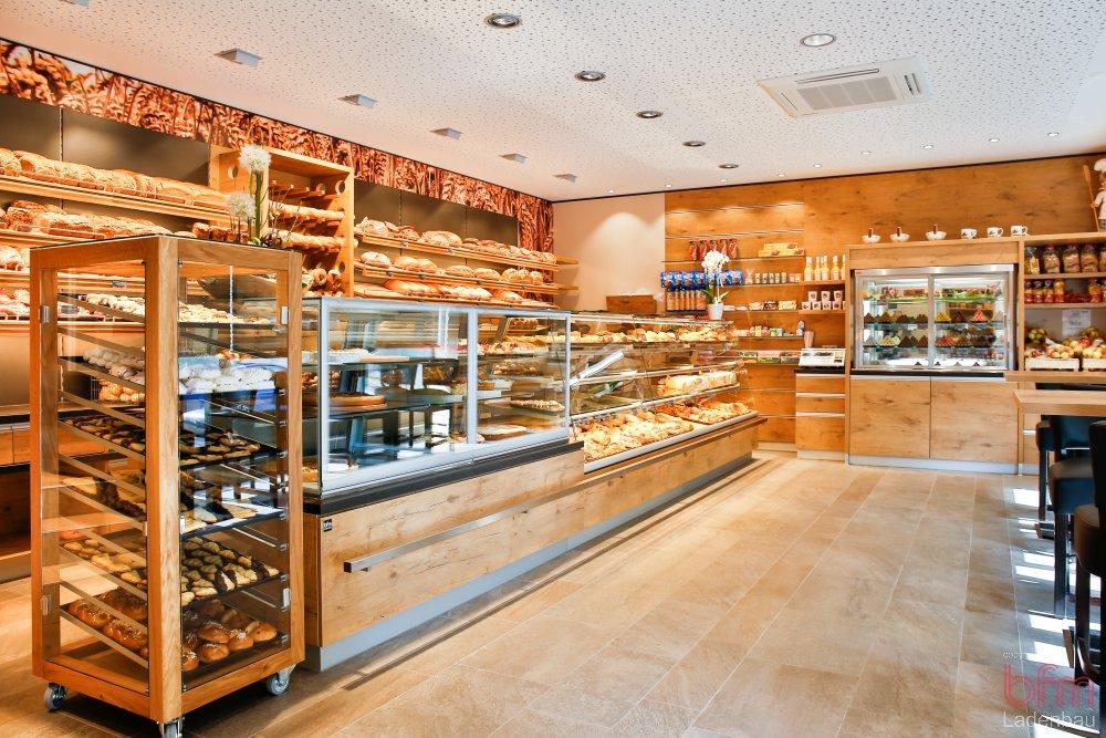 FAQ zum Thema Ladenbau, Bäcker-Gastro, Snack